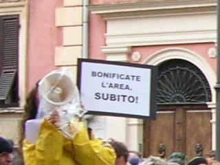 FOTO DELLA MANIFESTAZIONE DEL 26 NOVEMBRE 2005
